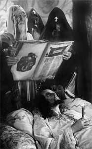 [FILM FESTIVALCinéma Transcontinental: America, Russia, & France in the 1930s] Still from Ivan the Terrible, 1944–1946, Photofest Digital Library