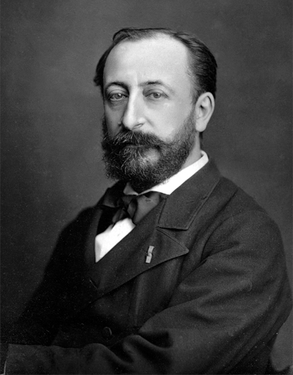 [BMF Program Seven] Camille Saint-Saëns. c. 1875. Adoc-photos/Art Resource, NY