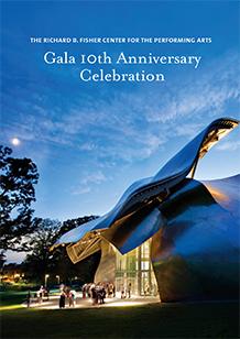 [Gala 10th Anniversary Celebration] Photo by Peter Aaron '68/Esto