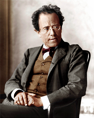 [Gustav Mahler's Symphony No. 9] ©Boosey and Hawkes Collection / ArenaPal / The Image Works