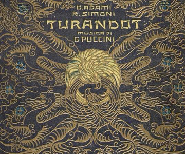 [Program ElevenThe Turandot Project] Turandot 1926 libretto