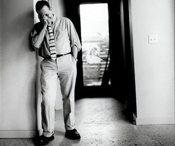 [An Evening with David Sedaris] Photo by Hugh Hamrick