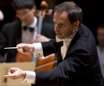[Federico Cortese Conducts Debussy] Federico Cortese, photo courtesy of The Orchestra Now
