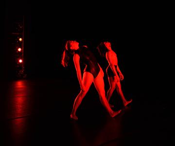 [Senior Dance] Student Dance, photo by Doug Baz