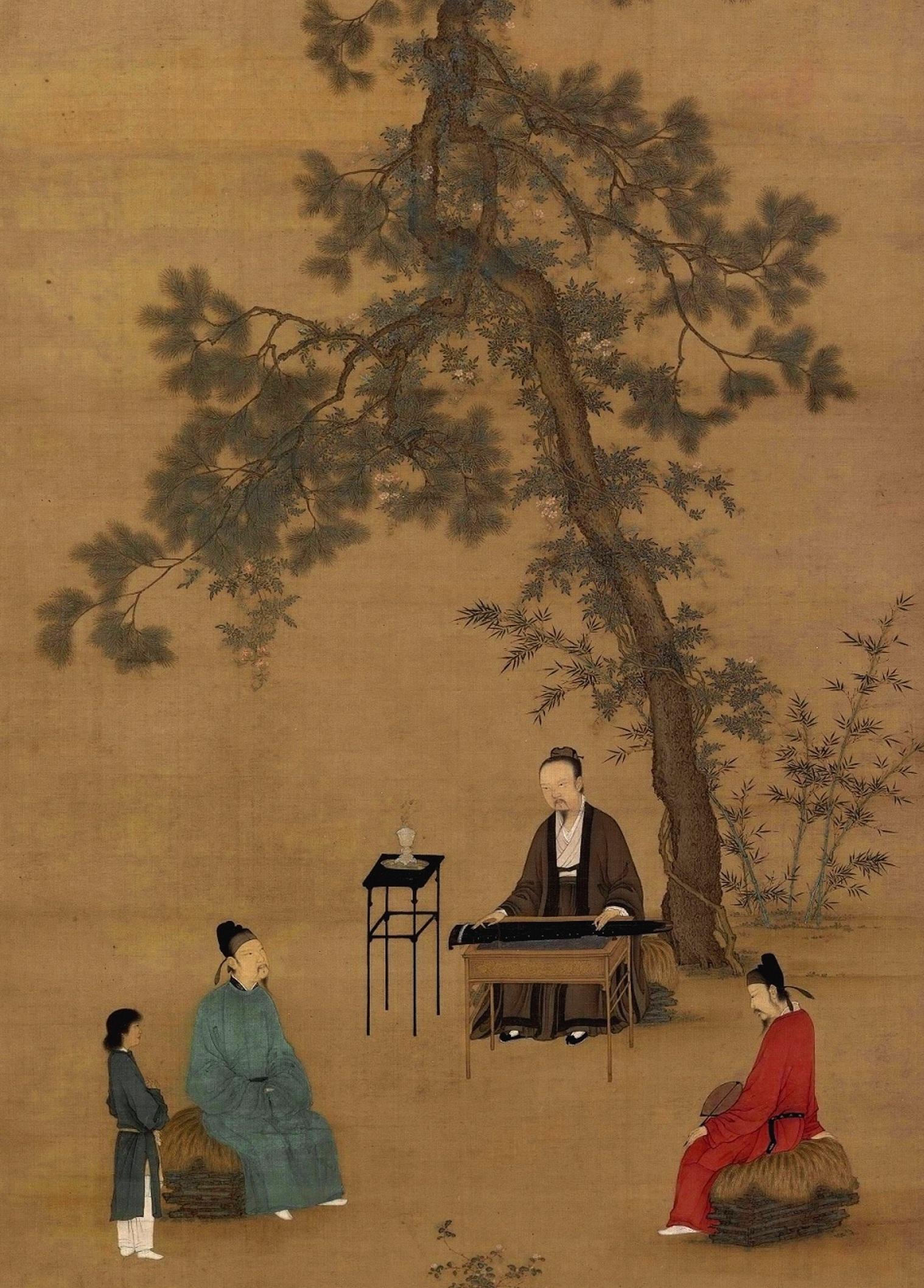 Harmony and Power: The Role of Music in the Cultivation of the Literati in Ancient China