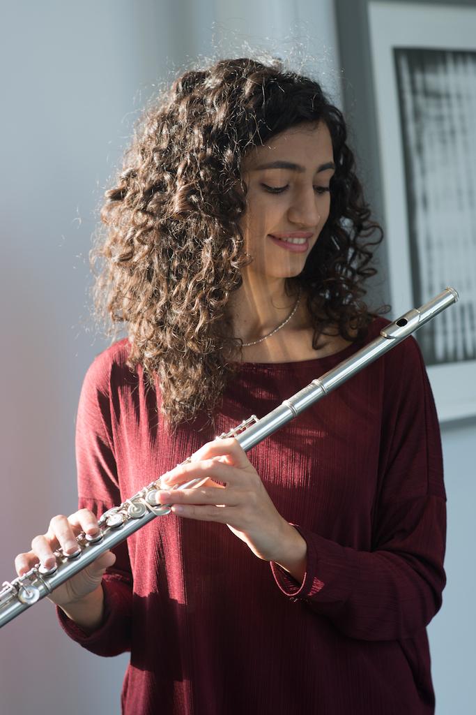 Conservatory Degree Recital: Mais Hriesh, flute