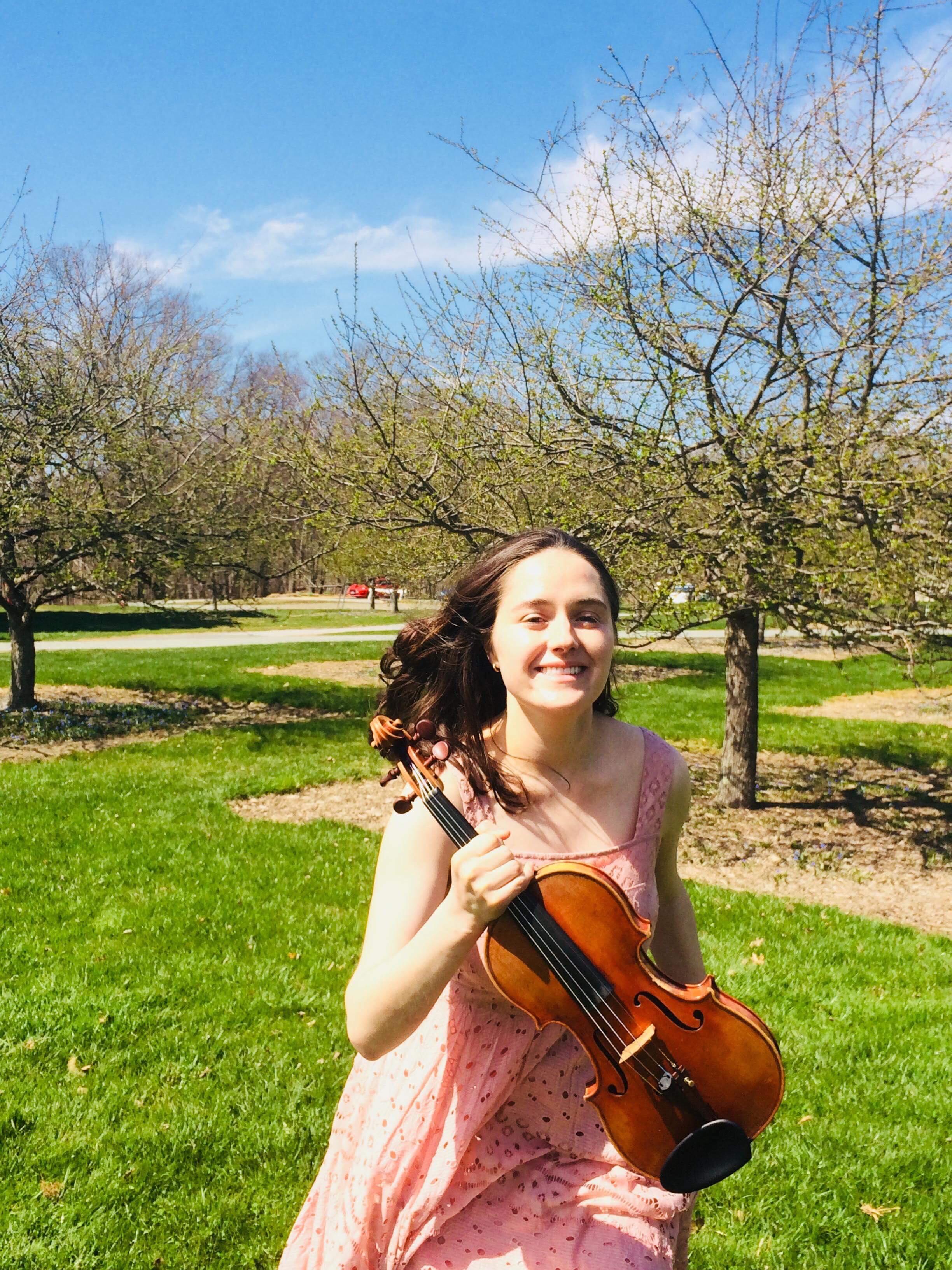Conservatory Degree Recital: Avery Morris, violin