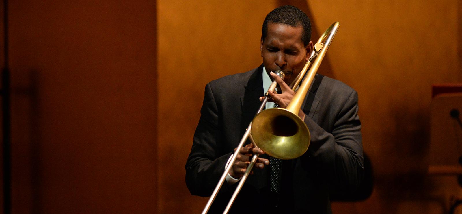 [Summer Jazz Academy Faculty] Photo: Frank Stewart