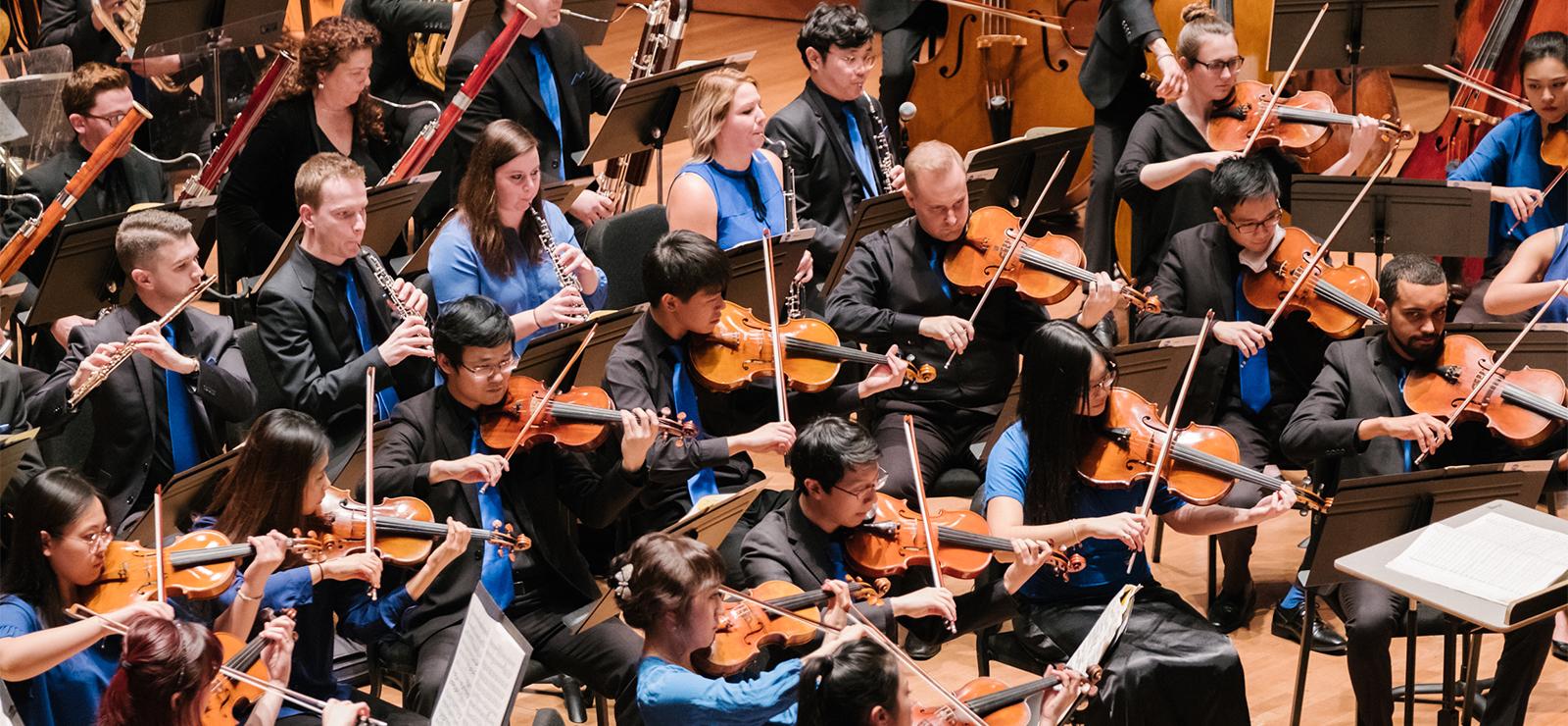 [Russian Evolution: From Rimsky-Korsakov to Glière] Photo by David DeNee