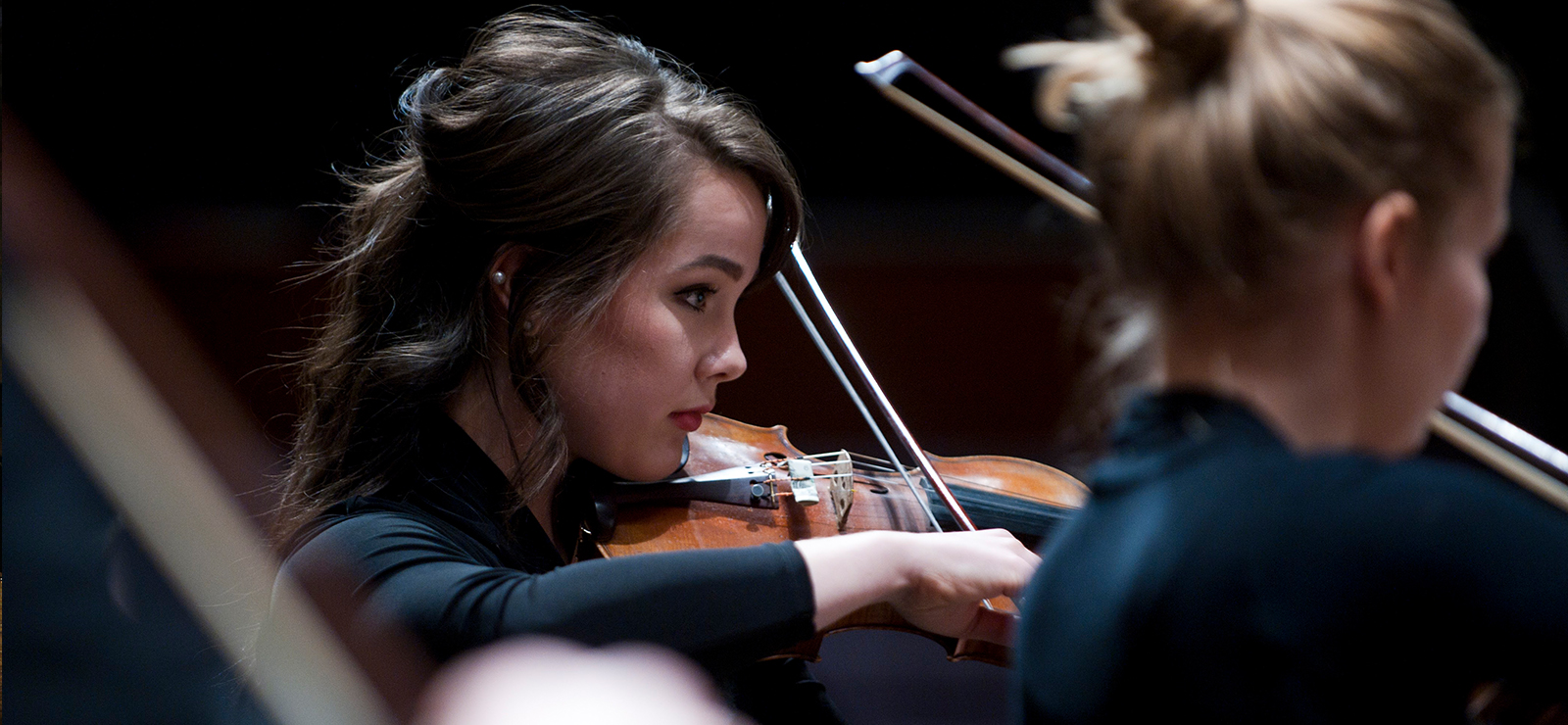 [Bard Conservatory Concerto Competition] Photo by Karl Rabe