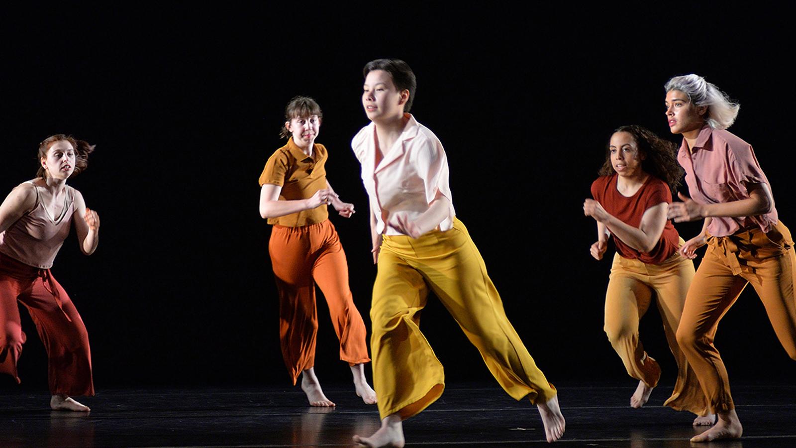 [Senior Dance Concert]