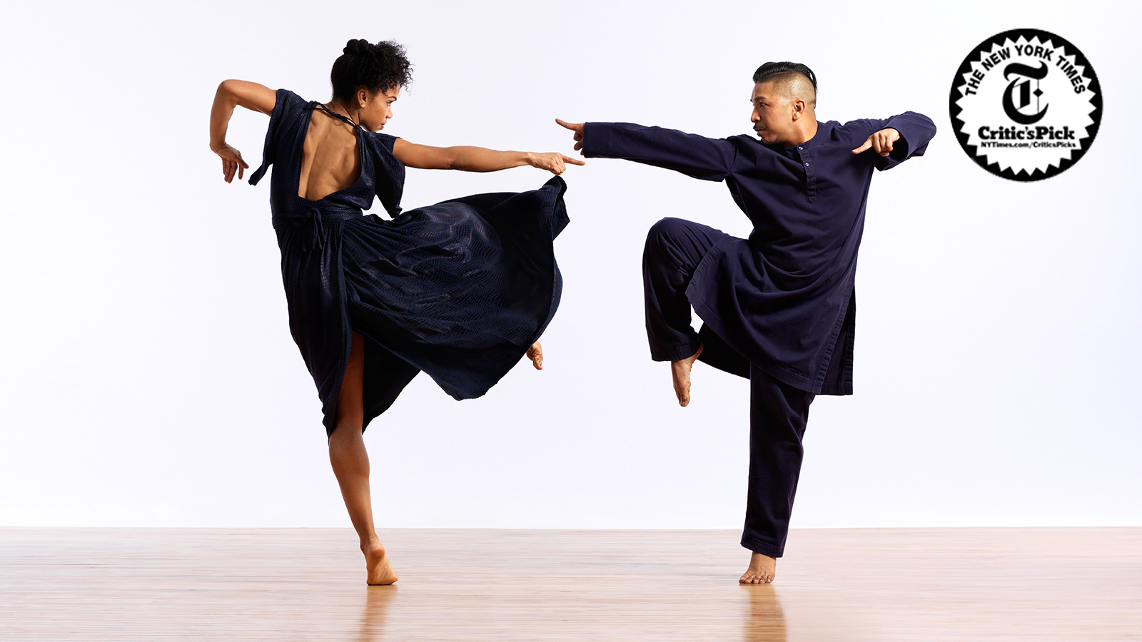 [Ronald K. Brown / Evidence: A Dance CompanyGrace and Mercy ] Photo by Matt Karas