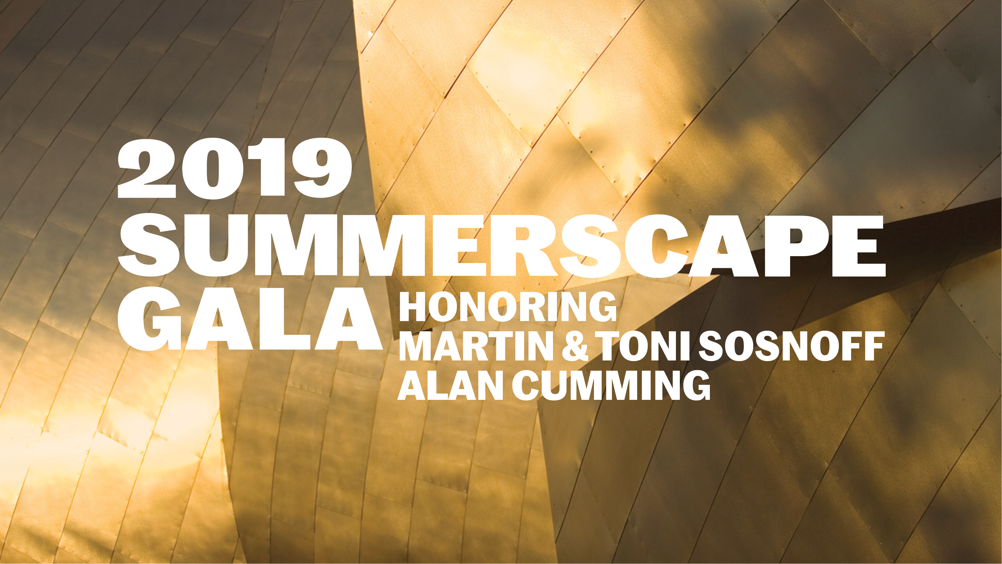 [SummerScape Gala 2019]