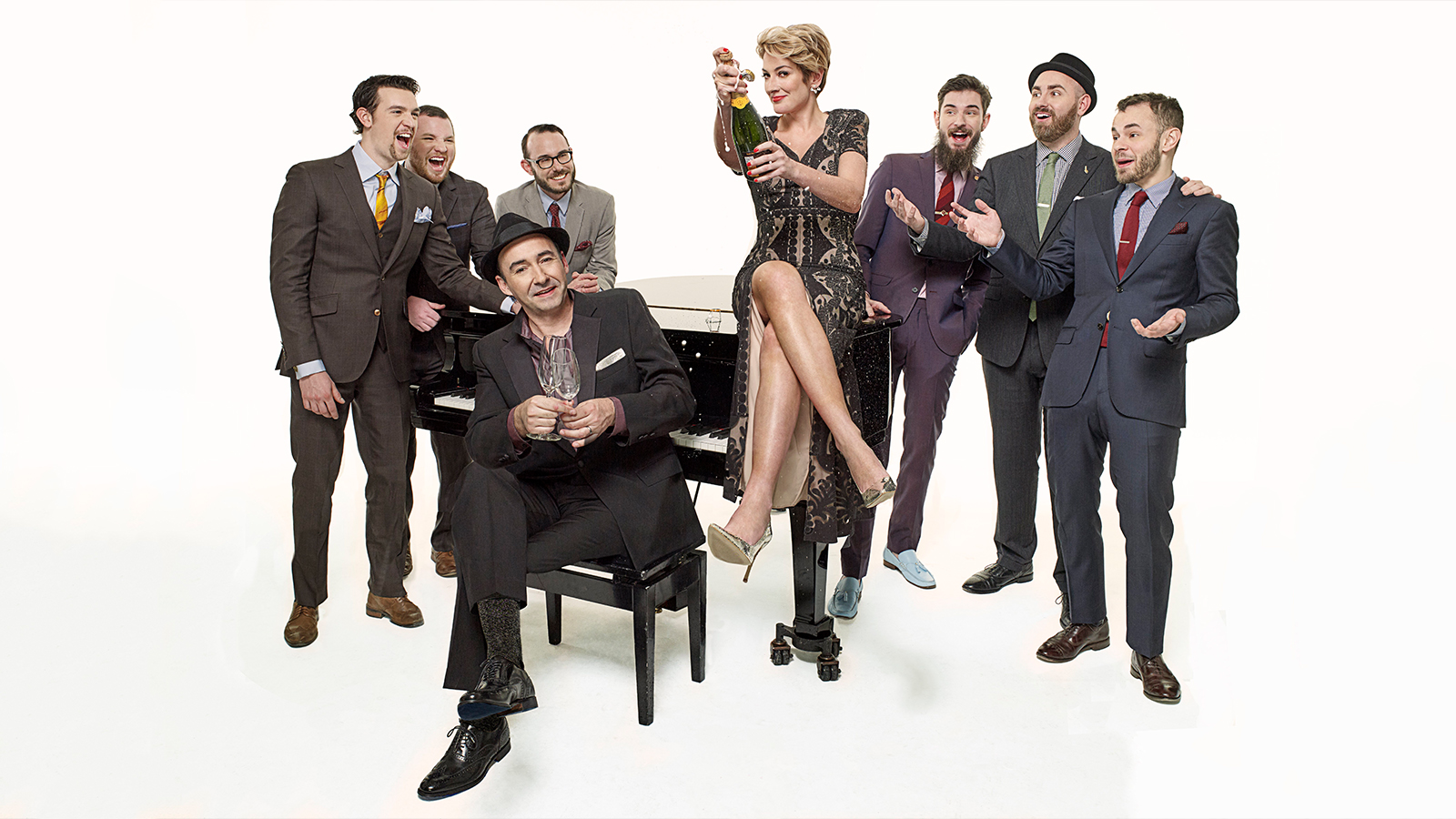 [The Hot Sardines] Photo by Joseph Cultice