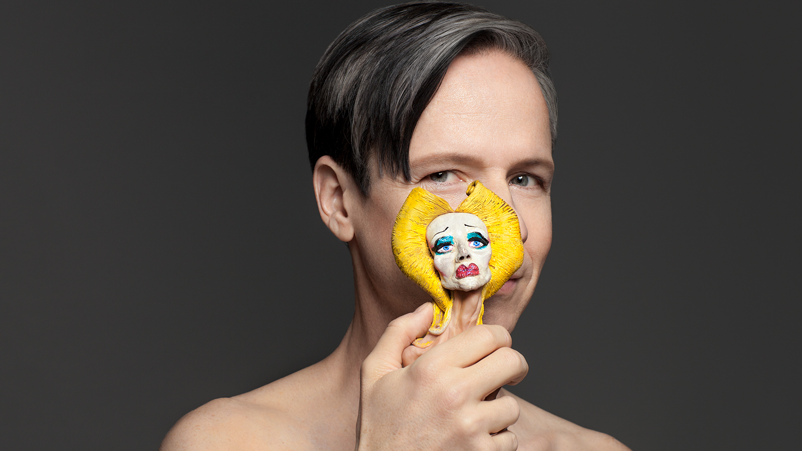 [John Cameron MitchellThe Origin of Love: The Songs and Stories of Hedwig] Photo by Matthew Placek