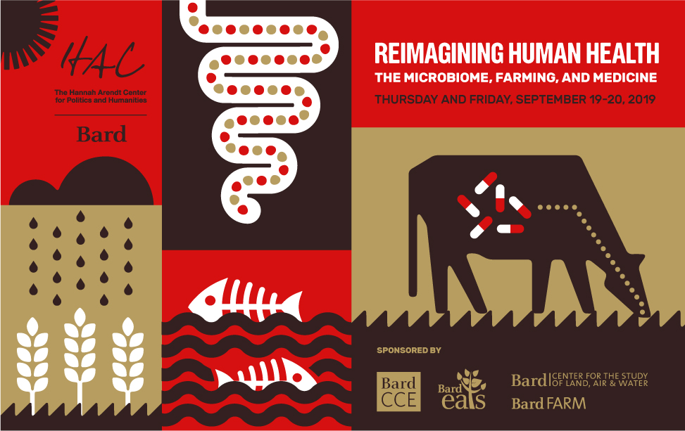 [A Symposium: Reimagining Human Health: The Microbiome, Farming, and Medicine. ]