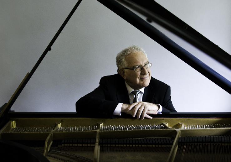 <strong>Visiting Artist: Robert Silverman, <em>piano</em></strong>
