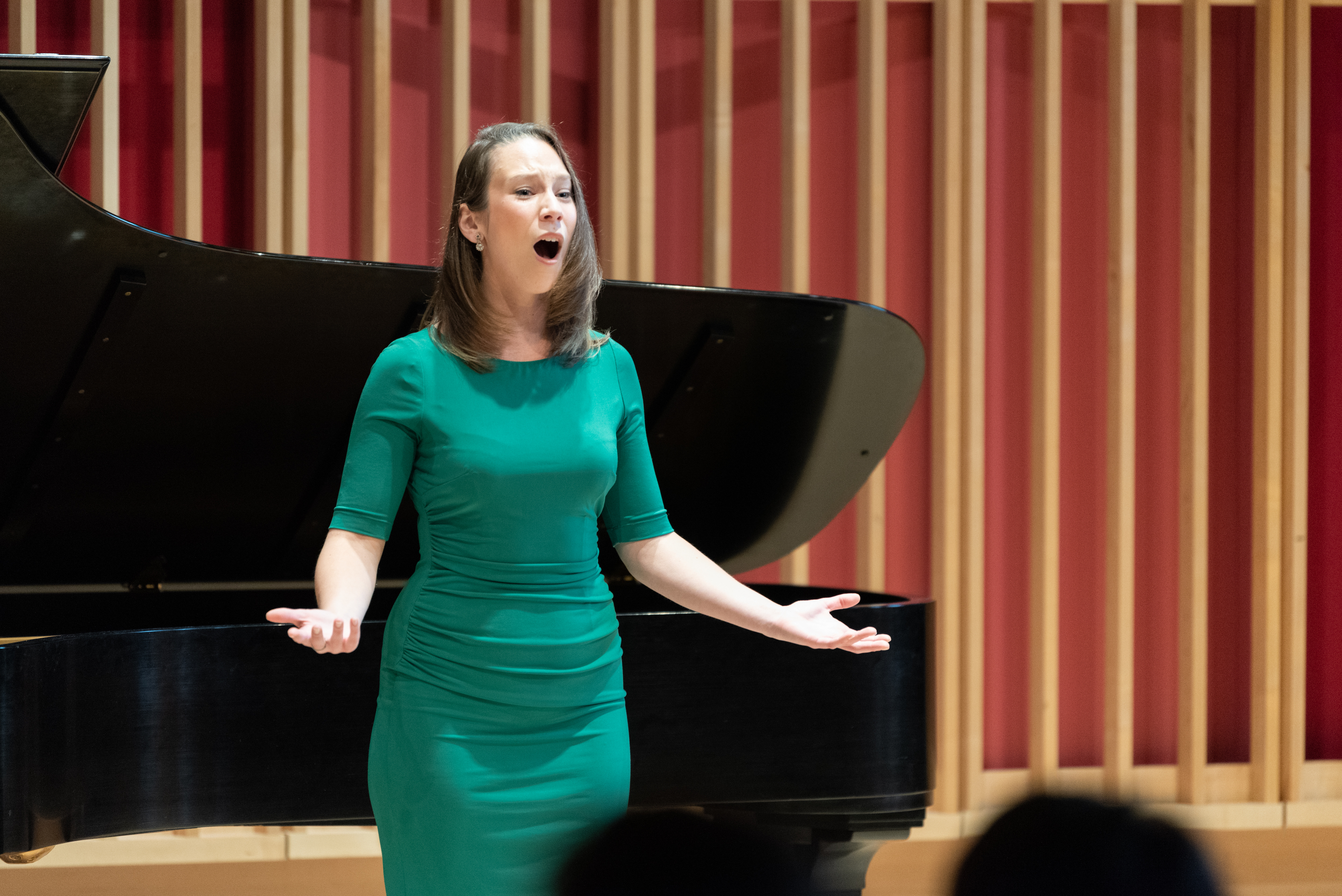Conservatory Concerto Competition: Vocal Arts Preliminary Round