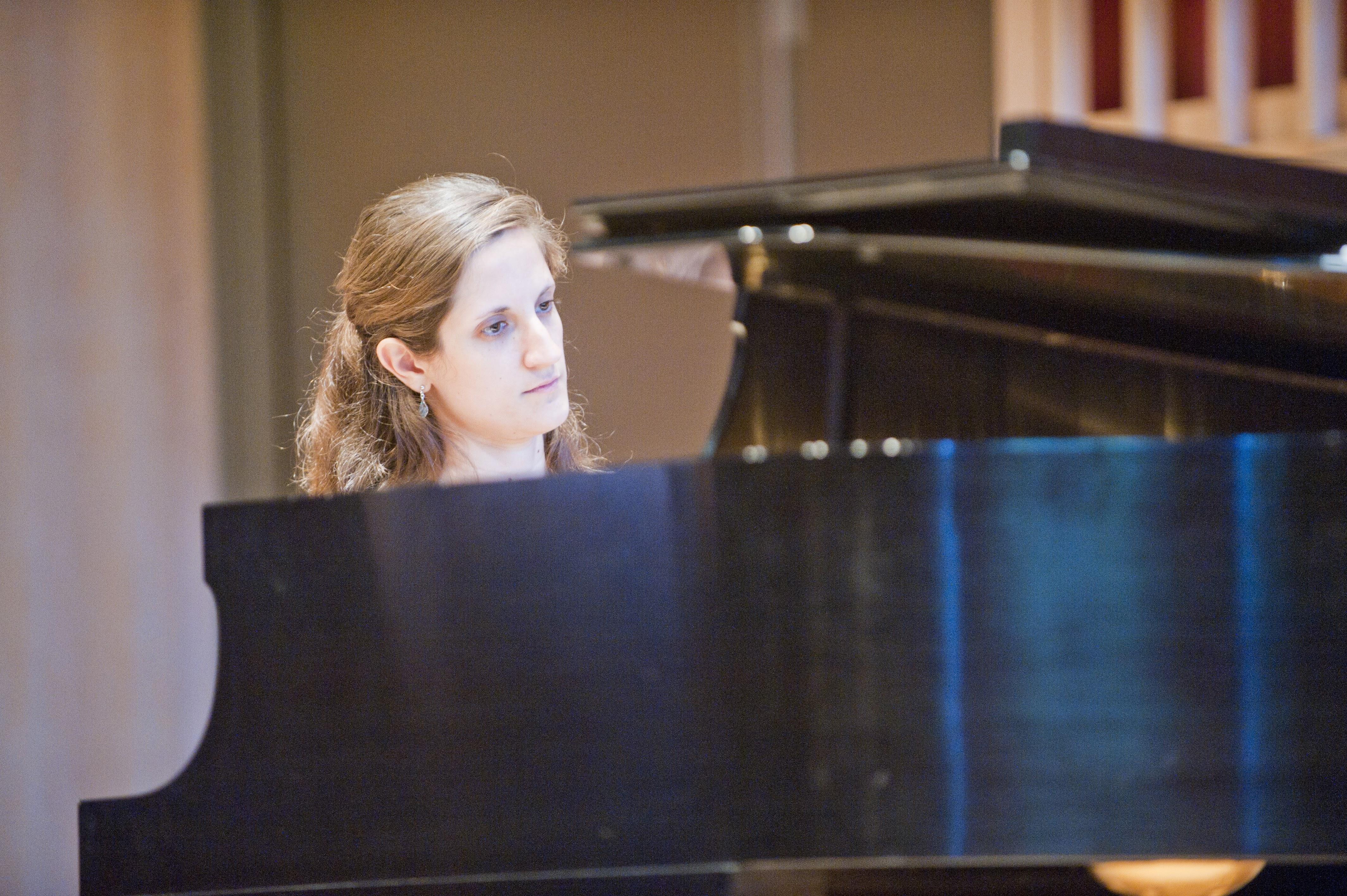 <strong>Faculty and Student Pianists Perform Messiaen's<em>Vingt Regards sur l'enfant-Jésu</em></strong><br />