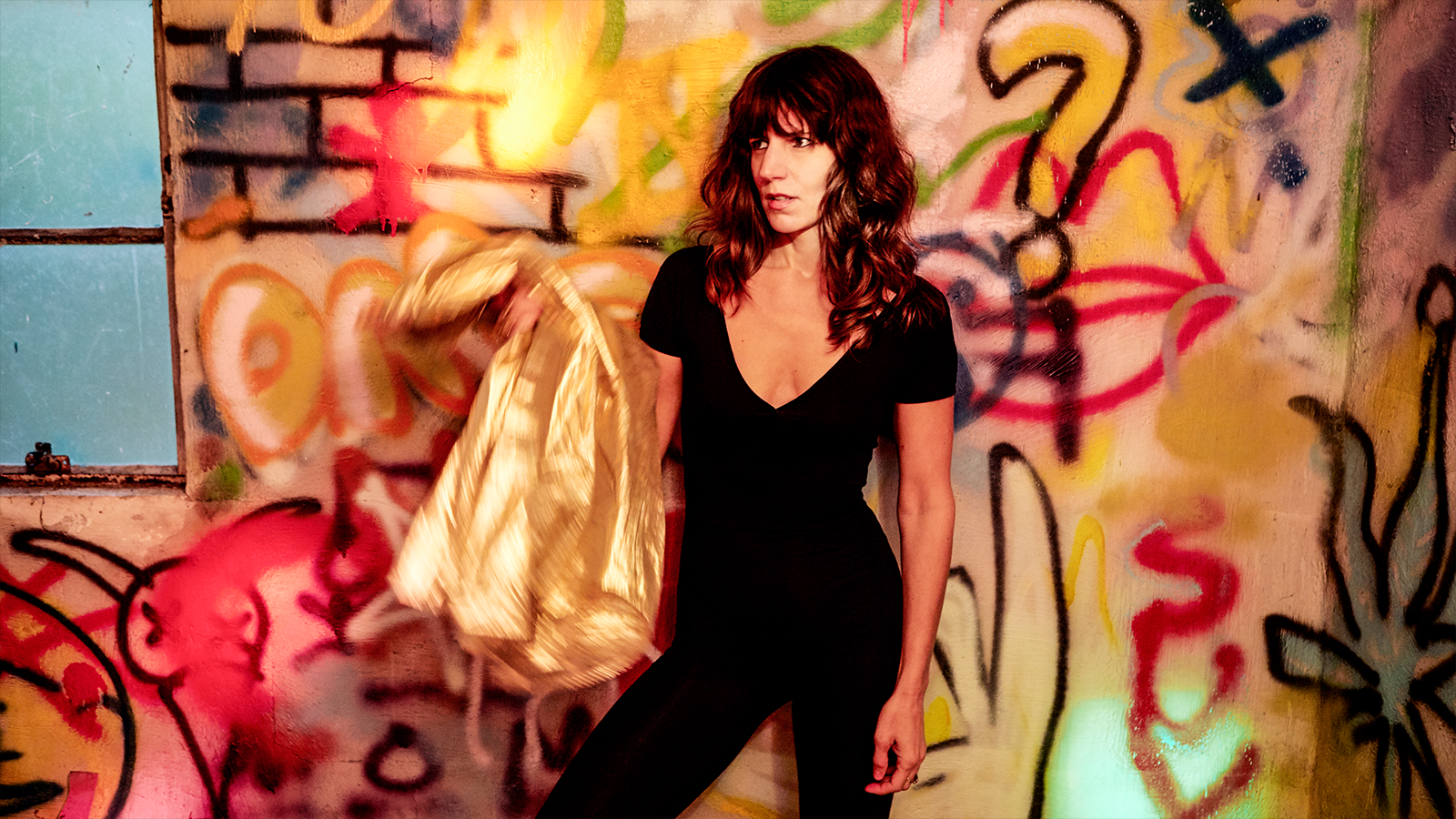 [Eleanor Friedberger] Photo courtesy of artist