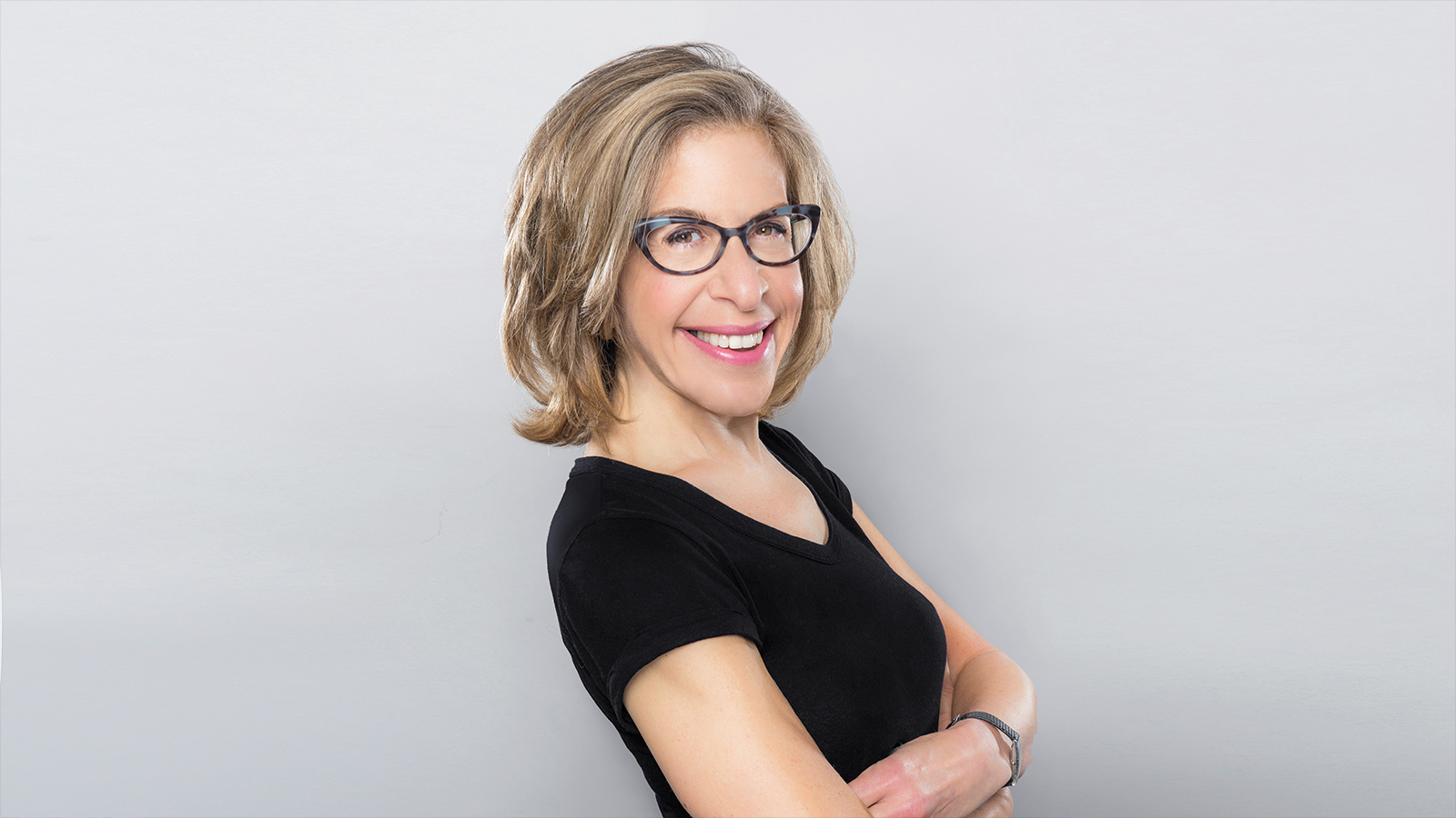 [Jackie Hoffman: Themeless] Photo by Andrew Werner