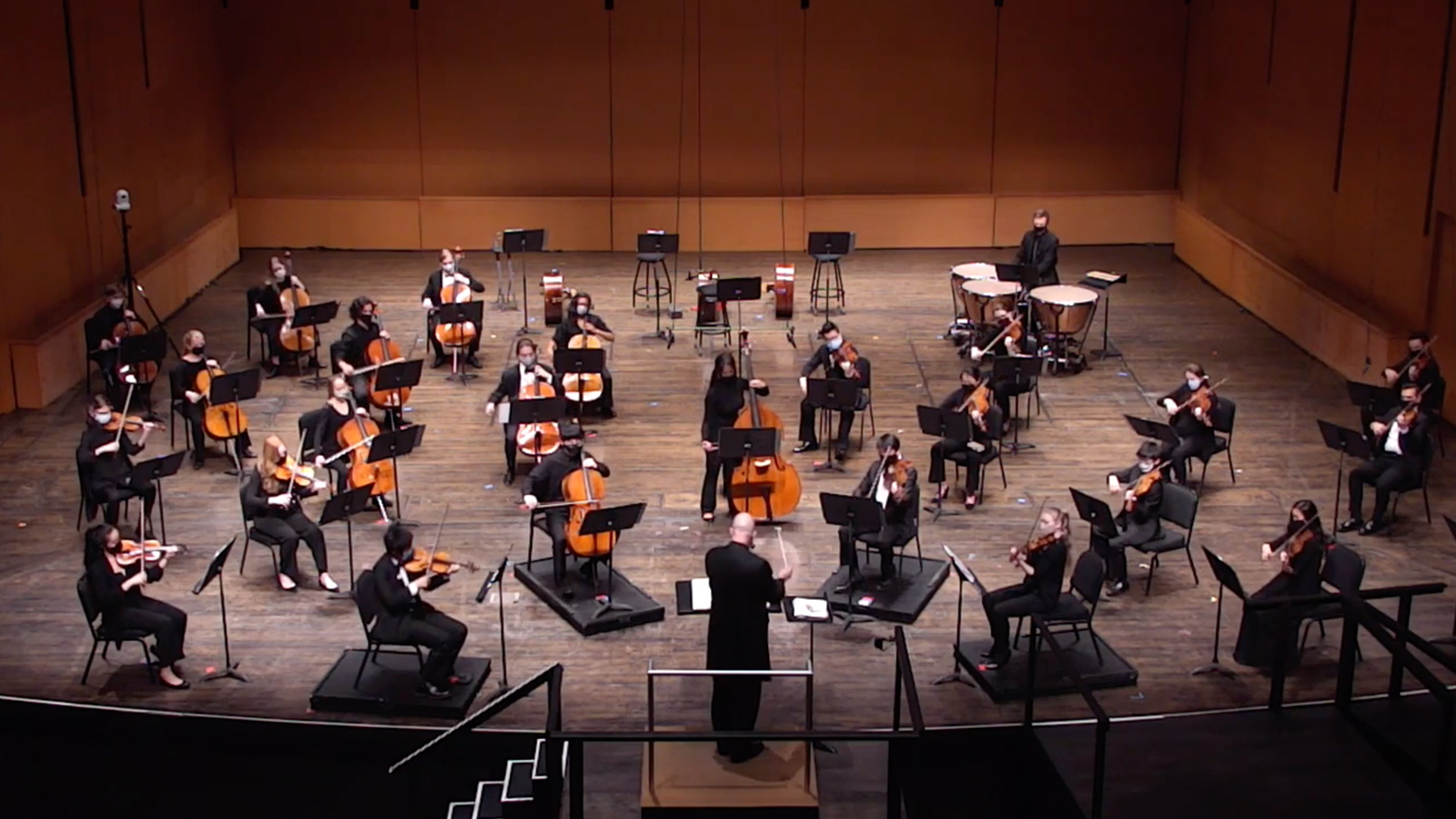 [Bard College Conservatory Orchestra]