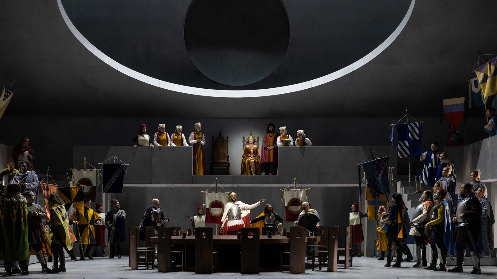 [World Opera Day: King Arthur] Photo by Maria Baranova