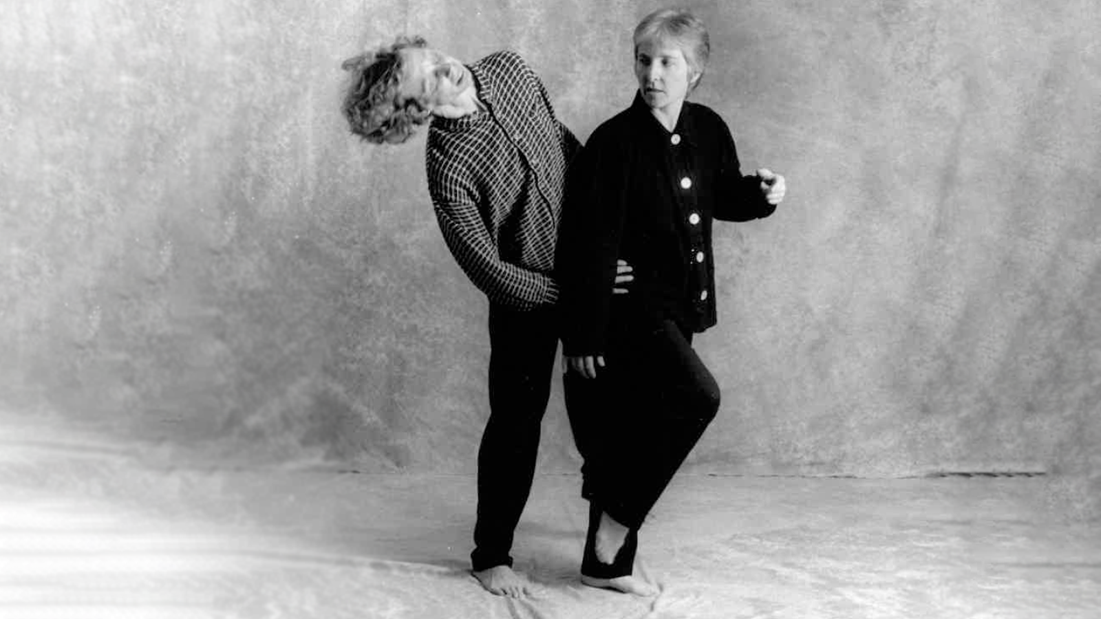 [Falling Forward & First Farewells] Peggy Florin and Jean Churchill