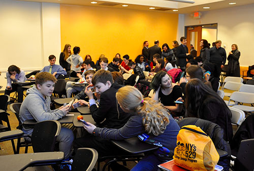 Bard College 5th Annual Middle and High School Debate Tournament 2016