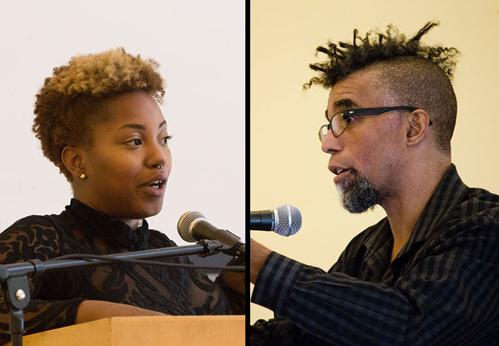 Bard College Teach-in 2016; Camonghne Felix and Dread Scott