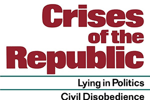 Image for Crises of the Republic (July 2016)
