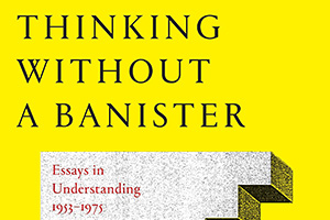 Image for Thinking Without a Banister (Nov 2018)