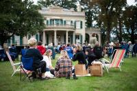 Bard&#39;s Fisher Center Presents the <em>Gathering on the Banks</em> at Montgomery Place, September 2018. Photo by Chris Kayden.