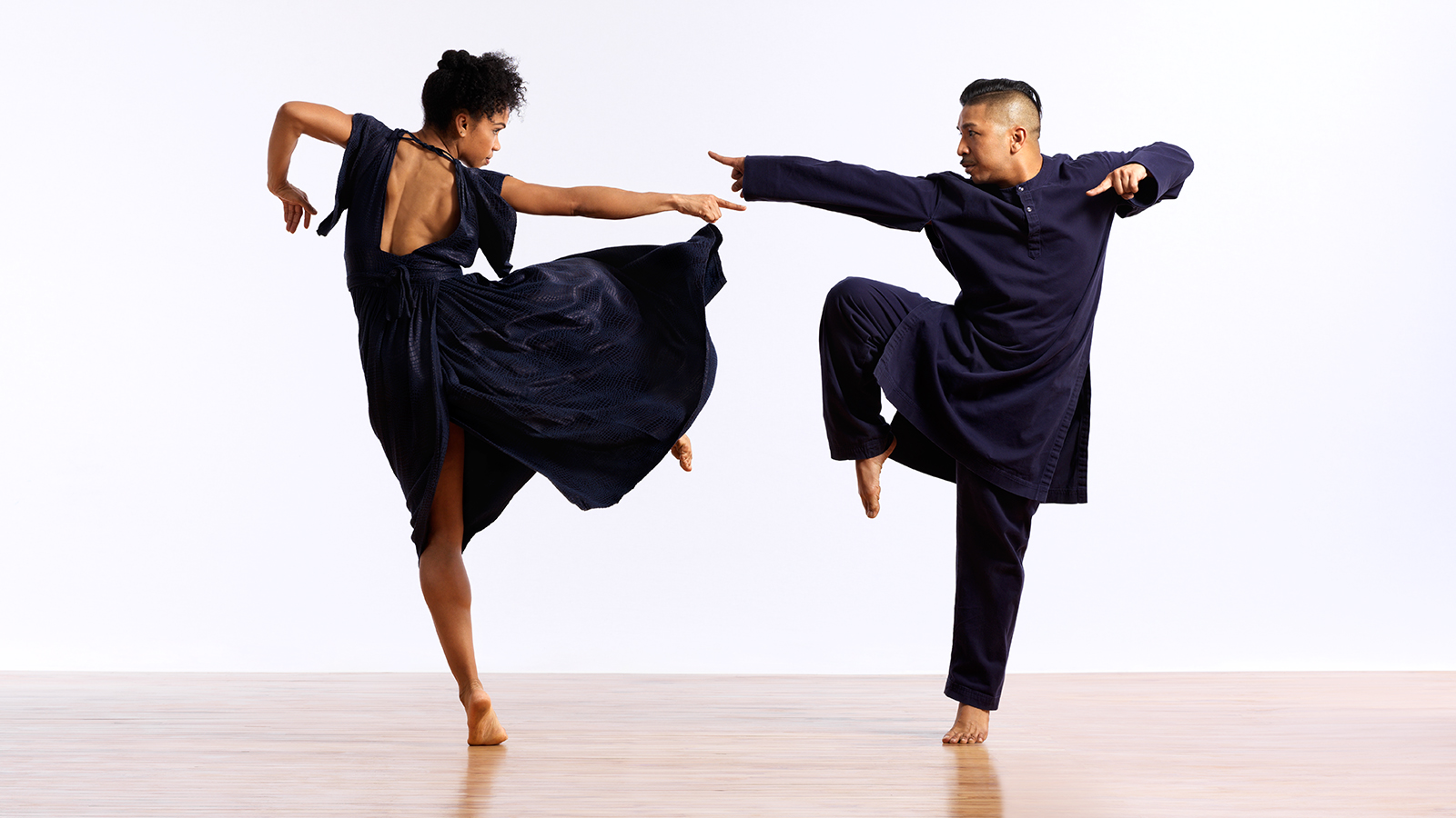 Bard SummerScape DanceRonald K. Brown / EVIDENCE: A Dance Company