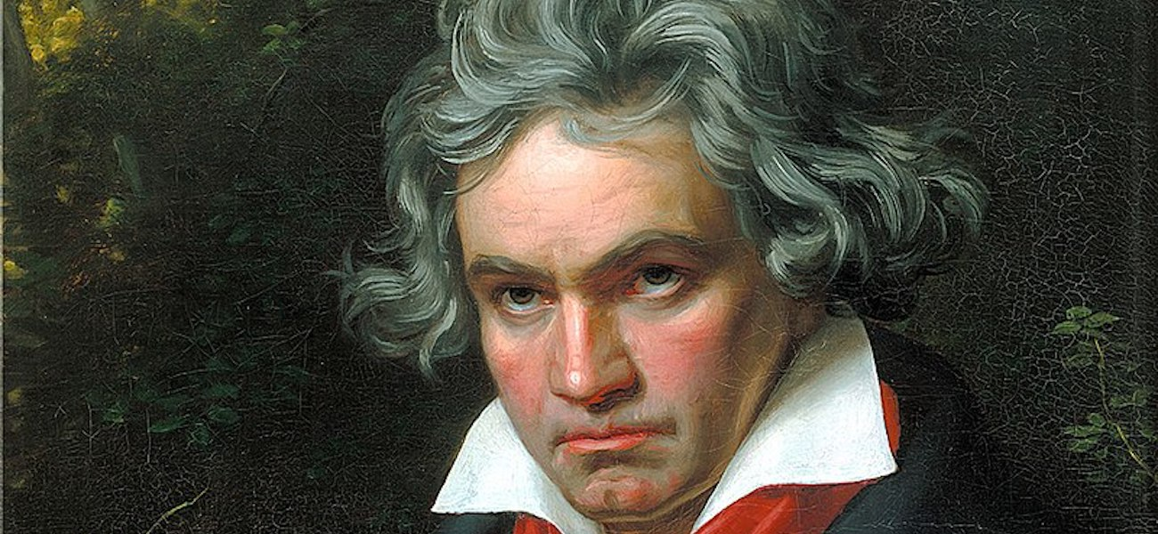Celebrate Beethoven's 250th Birthday with Bard Conservatory!