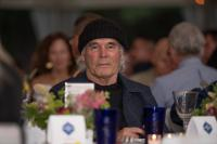 Honoree Brice Marden at the Bard SummerScape Gala at Montgomery Place, July 14, 2018. Photo by Susan Magnano.