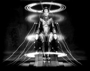 From Fritz Lang's Metropolis