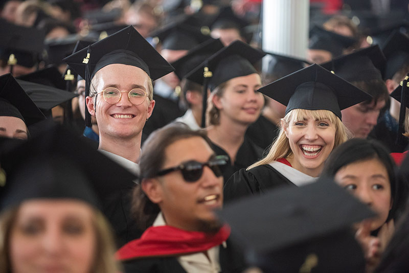 Bard College Graduation 2019