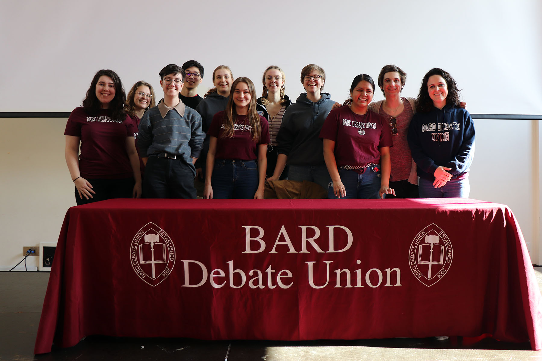Bard College Debate Union Members. Photo by Sonita Alizada '23