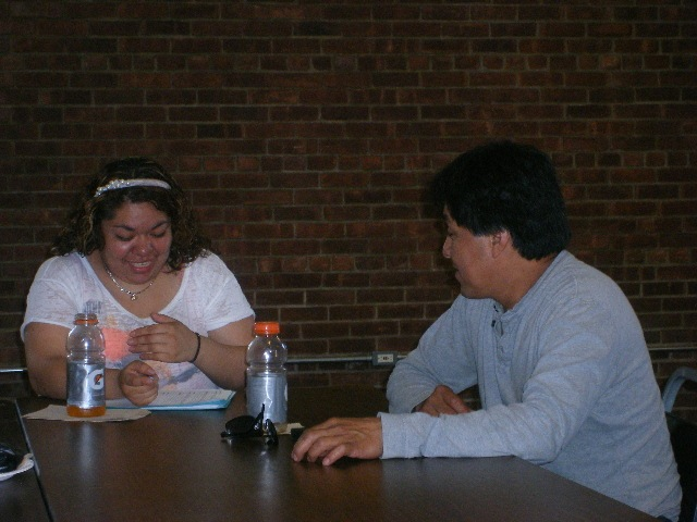Beatriz Guerrero y Amancio Salazar, de Hermanos Unidos