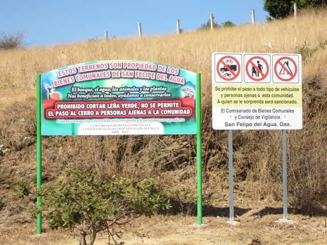 Comunidad de San Felipe del Agua