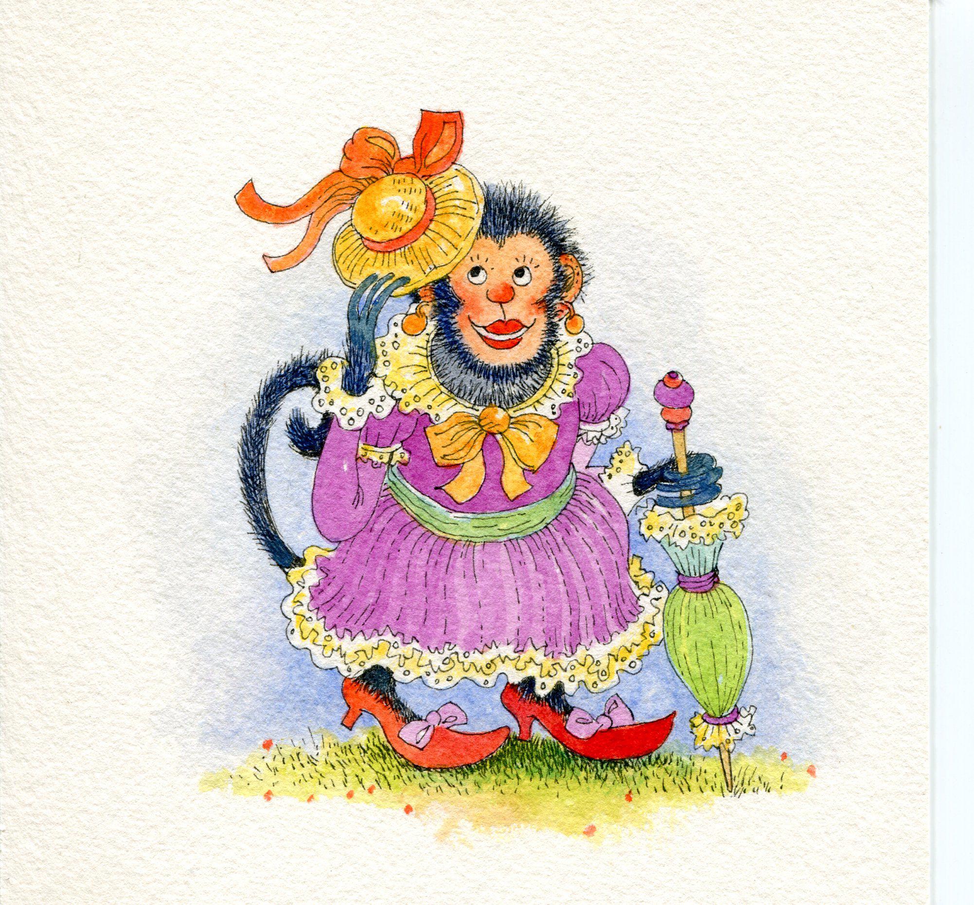 Ilustración de María Cristina Brusca