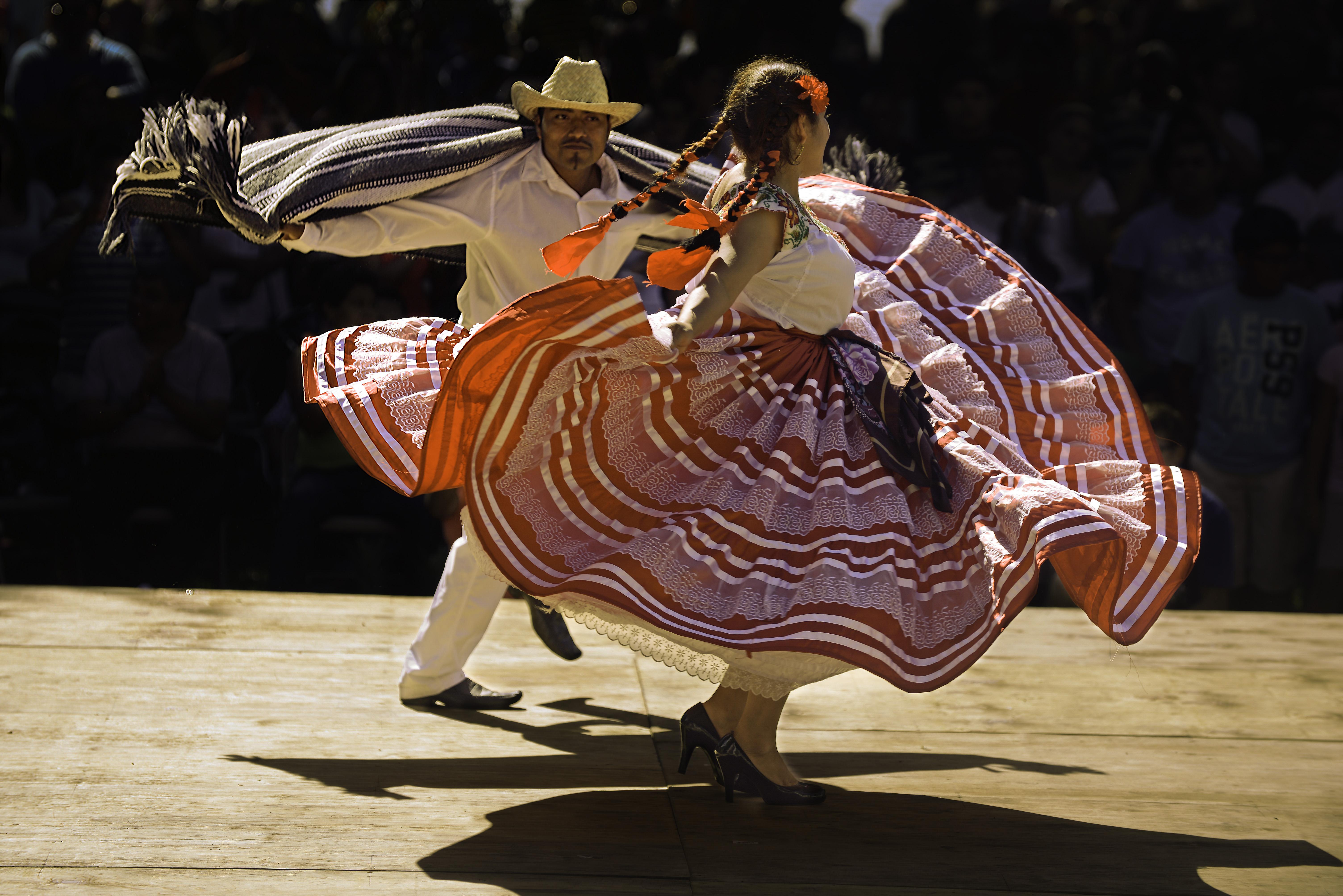 La Guelaguetza, foto de Michael Sibilia
