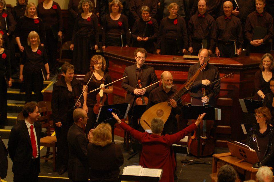 El Coro Crescendo celebra su décimo aniversario