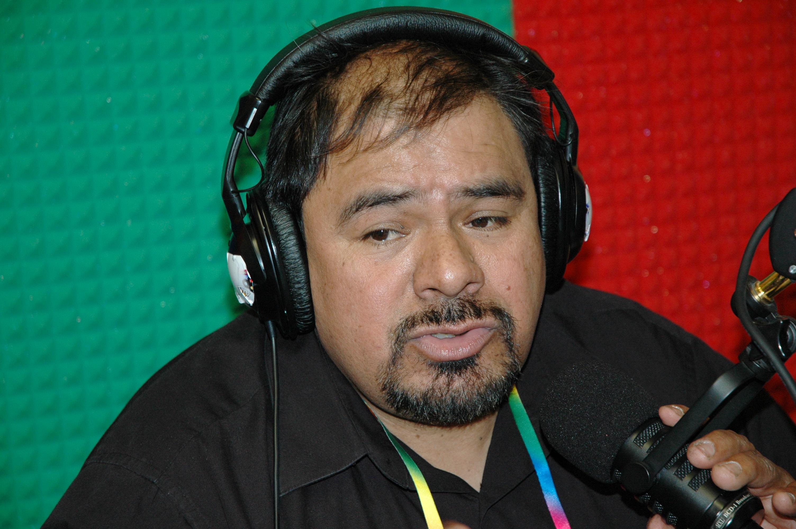 Humberto Rodríguez Maya, foto de Antonio Flores-Lobos