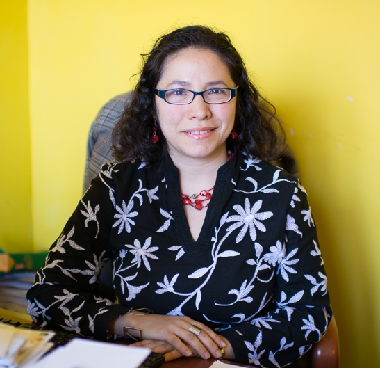 Mariel Fiori, foto de Richard Renaldi