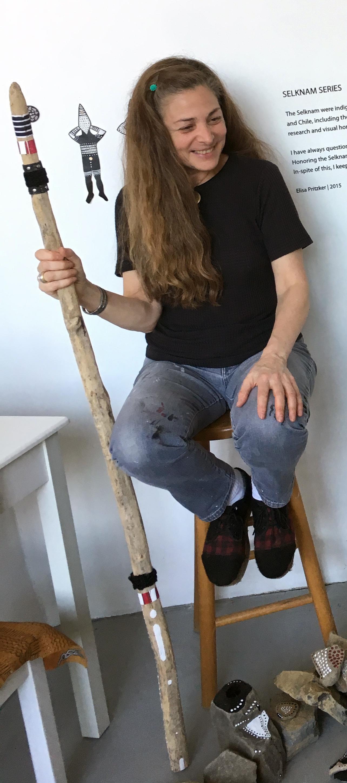 Elisa Pritzker, foto de &nbsp;Enrique Rob Lunski<br />&nbsp;