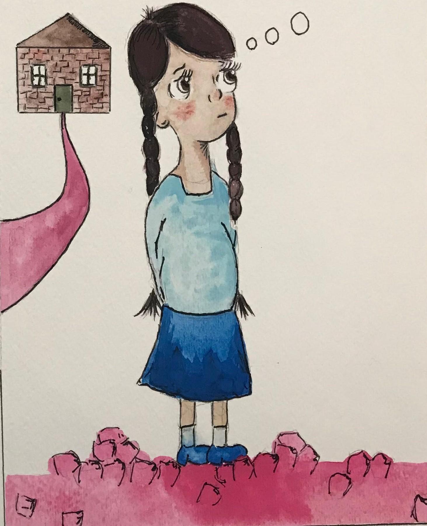 Ilustraciones de Dahlia Bloomstone