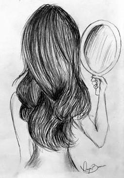 Dibujo por Kavya Borra