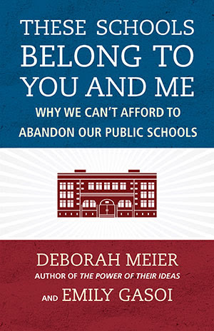 Estas escuelas nos pertenecen, por qué no podemos abandonar a la escuela pública